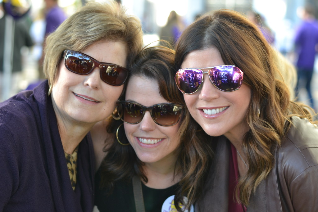 LSU Gameday on The Style Gathering