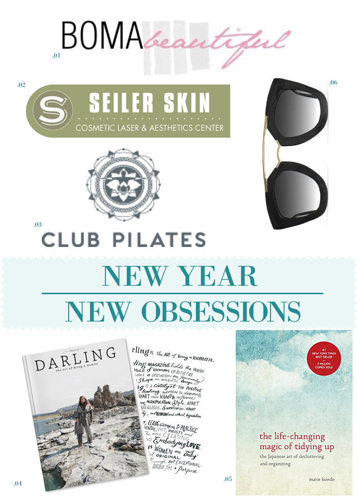 NEW YEAR NEW OBSESSIONS www.thestylegathering.com