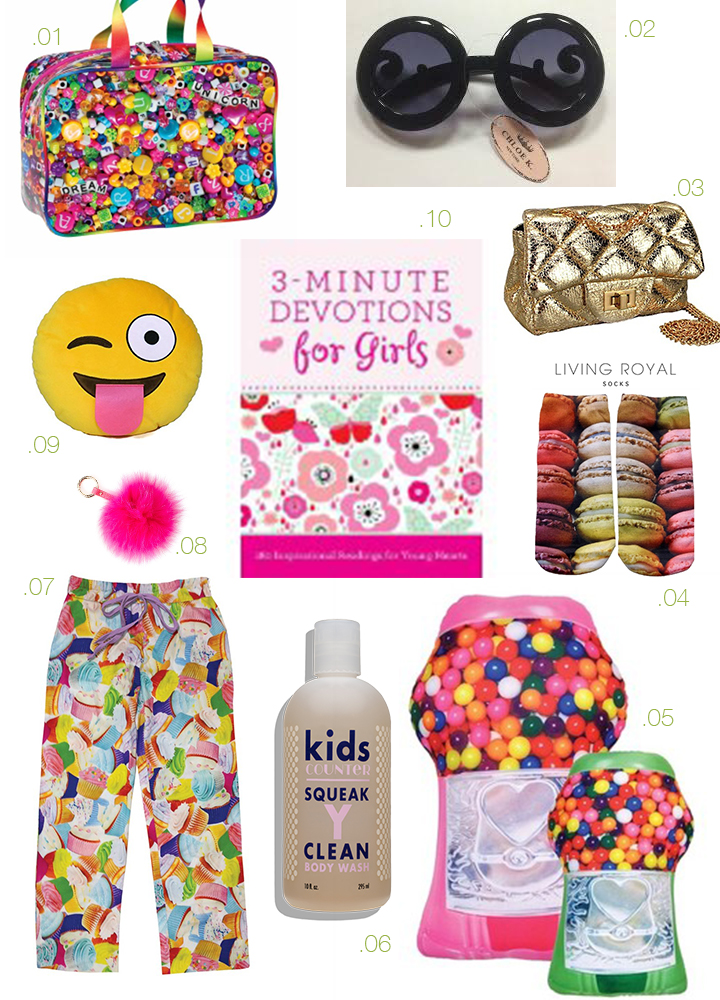 gift guide for the diva